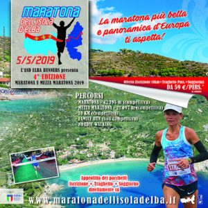 Maratona dell'Isola d'Elba @ Isola d'Elba