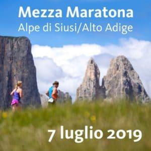Mezza maratona dell'Alpe di Siusi @ Alpe di Siusi (BZ)